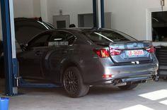 Spied! #Lexus GS-F Prototype - MotorTrend WOT