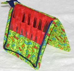 28 pair capacity Interchangeable knitting by MadsenOriginals