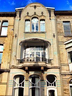 Art Nouveau Antwerpen