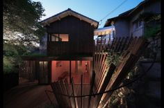 Guesthouse in Arima | UZU Architects