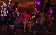 New Saints Row: Gat out of Hell Screenshots Released | Entertainment Buddha