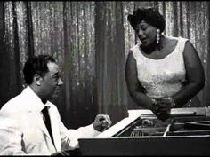 Duke Ellington and Ella Fitzgerald - In a sentimental mood