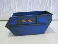 Schutt-Container-Absetzcontainer-1-32-Spur1-Handarbeitsmodell-Polystyrol-Washing