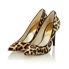 #pumps #leo #leopard #michaelkors #highheels