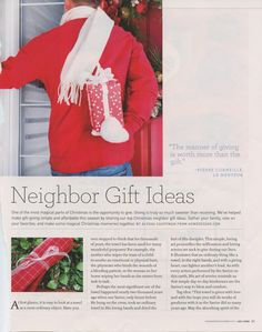 gift ideas (page 1)