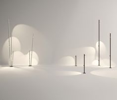 Bamboo Lighting by Estudi Arola for Vibia | Daily Icon