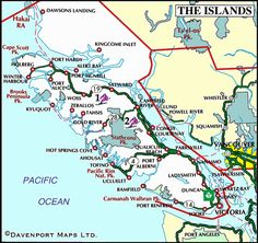 Where Is Vancouver Washington On a Map   mt cain ski resort mt washington ski resort the islands