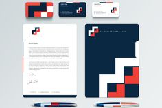 MBPhil - Rebranded by Marvin Sorrosa, via Behance #branding #identity