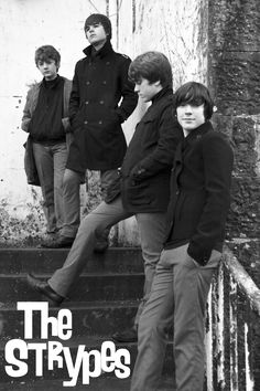 The Strypes, i really like this pic @L Q @G Q