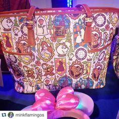 Beauty and the Beast Dooney and Bourke coming out late summer