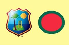 West Indies vs Bangladesh T20I match 2014 on 27 August.