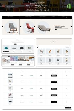 162 Best Shopify Website Themes images in 2019 | Website