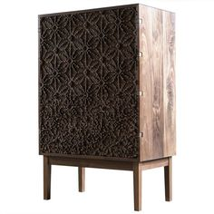 Asa No Ha Highboy | From a unique collection of antique and modern wardrobes and armoires at https://www.1stdibs.com/furniture/storage-case-pieces/wardrobes-armoires/