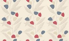 Bell Flower wallpaper by Baker Lifestyle