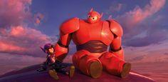 6 cosas que tal vez no sabías de Big Hero 6