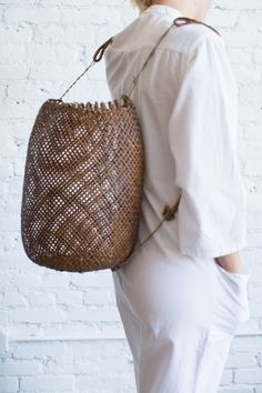 Primitive Rattan Bag – Passenger