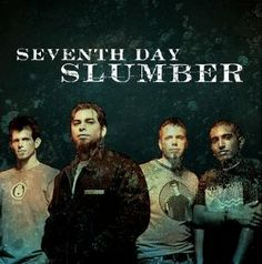 Seventh Day Slumber; great diversity in Christian music production, love this band! They are AMAZING in concert! Christian Rock Bands, Christian Singers, Christian Artist, Music Is Life, My Music, Gospel Music, Seventh Day Slumber, Cd Artwork, Music Ministry