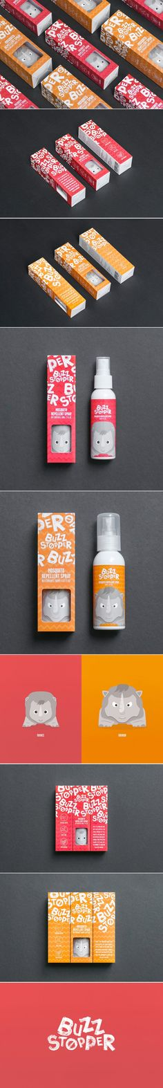This is The Most Adorable Insect Repellent We've Ever Seen — The Dieline | Packaging & Branding Design & Innovation News