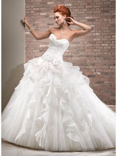 30 Sweetheart Princess Wedding Dress Ideas