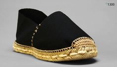 Since 1930, espadrille introduced in Spain, by Since* The Blog.
