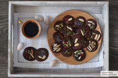 El mejor regalo es una cesta de Navidad casera: 79 recetas ideales y cómo presentarlas Brownie, Fondant, Cherry, Pudding, Tasty, Desserts, Food, Ideas Para, Dessert