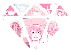 "Top 10 Gems (as voted by my followers) ""#3 - Rose Quartz """