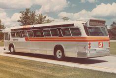 Transit History Vintage City Bus