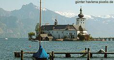 Schloss Ort in Gmunden Austria