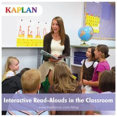 Explore read-alouds and how crucial they are to successful reading in the classroom: http://buff.ly/1zqjnBv #earlyliteracy