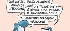 Barrionuevo negociaba con los milicos, Momo Venegas cierra con Macri… ¿y los trabajadores?