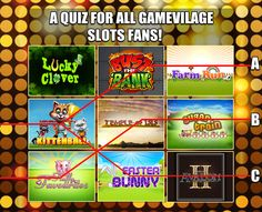 Are you a true slots fan? Then tell us which one of these 3 patterns contains the latest slot games in #GameVillage?  #newslotsgames  You can visit  https://www.gamevillage.com and check for clues  For Bonus & Withdrawal Rules visit https://www.gamevillage.com/terms-and-conditions