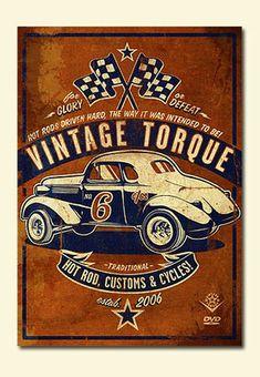 Vintage Torque Vol. 6 DVD