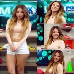 Jimena Sánchez #FOXSPORTS #LoMejorDeFoxSports