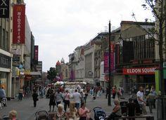 Northumberland Street, NEWCASTLE UPON TYNE
