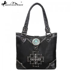 Montana West Turquoise Concho Collection Handbag – Handbag Addict.com
