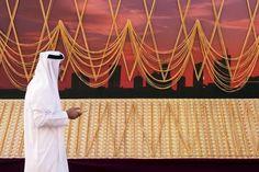 De 5-km lange gouden ketting van Dubai