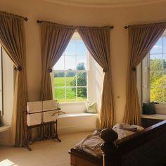 Cluny Castle added a new photo — at Cluny Castle. Home Decor, Decor, Castle, Curtains