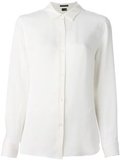 Theory 'tenia' Shirt - Apropos The Concept Store - Farfetch.com