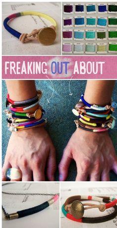 bracelet tutorials!