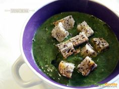 Zuppa detox con lenticchie, spinaci e patate  #ricette #food #recipes