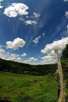 Preston County, West Virginia by Lucinda Cartwright