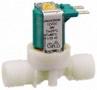 Holman 25mm solenoid valve with flow control side garden 2 way water solenoid valve12vdc24vac ccuart Gallery