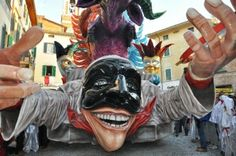 Carnival of Foiano (Arezzo, Tuscany) - Italy's oldest carnival