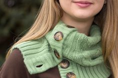 Create a Cozy Cardigan Cowl and Boot Socks From an Old Sweater | eHow Crafts
