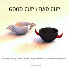 Espresso Cups from 2008 Todays Mood, Espresso Cups, Latte Art, Barista, Ceramics, Coffee, Design, Mugs, Ceramica