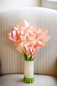 Ramos de novia según el significado de las flores