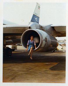 Vintage Kuwait Airways