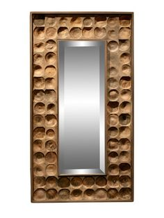 Sidney Mirror By Studio A On Gilt Home
