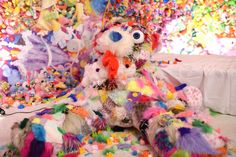 """アメリカ・ニューヨークで増田セバスチャン初個展「""""Colorful Rebellion"""" -Seventh nightmare-」開催 個展のタイトルは「Colorful Rebellion –Seventh nightmare-」。 Colorful Rebellionとは「色彩の反抗」という意味で、今まで、 原宿の街の風景画・街に集まる女の子の心象風景を表す作品を製作してきた。 今回は「増田セバスチャンの七つの大罪」をテーマに、「自画像」としての Colorful..."""