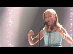 10-latka śpiewa jak z playbacku - YouTube